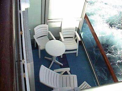 Cruise balcony room for Alaska cruise balcony room